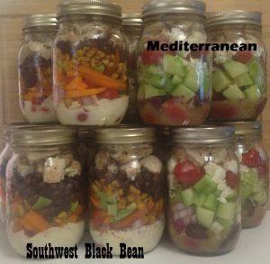 Week 20 salads