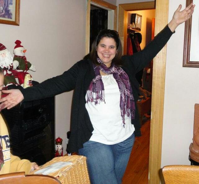 me-posing