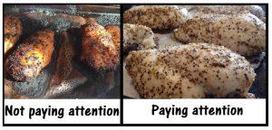 Chicken disaster